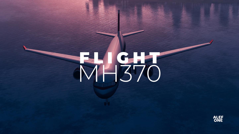 Resultado de imagen para Flight MH370 alef one