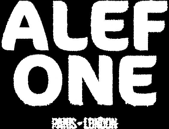 Alef-one